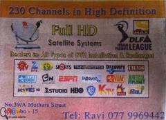 Full HD Satellite Systems