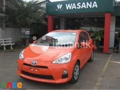 Toyoto Aqua Rent in Sri Lanka 0778877645