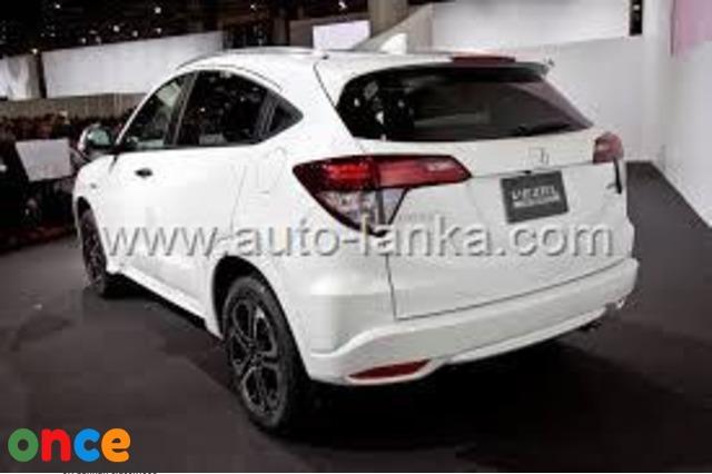 Honda Vezel rent in colombo  0778877645