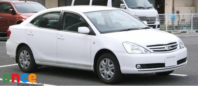 Toyota Allion 240 Rent in Sri Lanka 0778877645