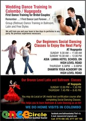 Social Dancing for absolute beginners to enjoy the next party -( Ballroom & Latin American style