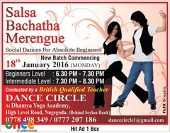 Learn Salsa, Bachatha, Meringue to enjoy the next party / Beginners Social Couple Party Dances (Lati
