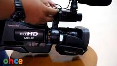 Panasonic Full-HD Camcorder HC-MDH2 For Rent