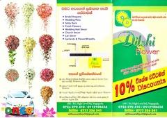 Dilshi Flower for Weddings
