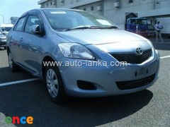 Toyota Belta for rent