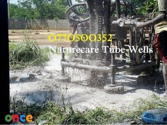 Tube Well Construction Service O77O5OO352
