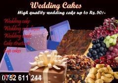High Quality Wedding Cakes