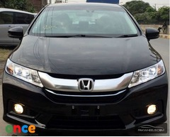 Honda Grace Hybrid car on Rent