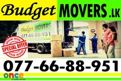 BUDGET MOVERS .LK 077-66-88-951