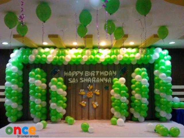 Party Arrangements Events Arrangement Birthday Parties Hall