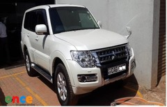 Mitsubishi Montero For Rent 077-88 77 645