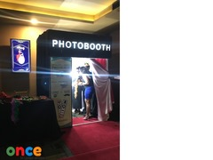 Photo-booth Rentals and Instant Photo Printing