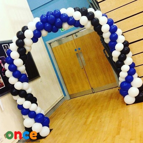 BALLOON DECO / ARCH DECO / THEME DECO / BALLOON FLOOR DECO - PARTY - SUPPLIERS - GAS BALLOONS HELIUM