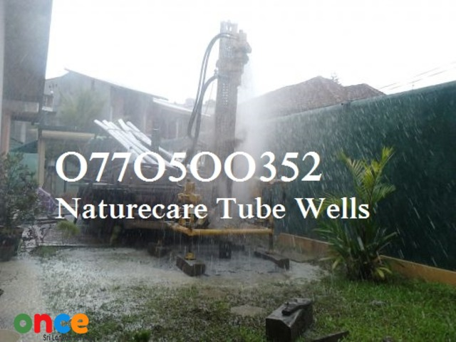 Ground Water Exploration and Extraction Tube Well Deep Well Sri Lanka O77O5OO352