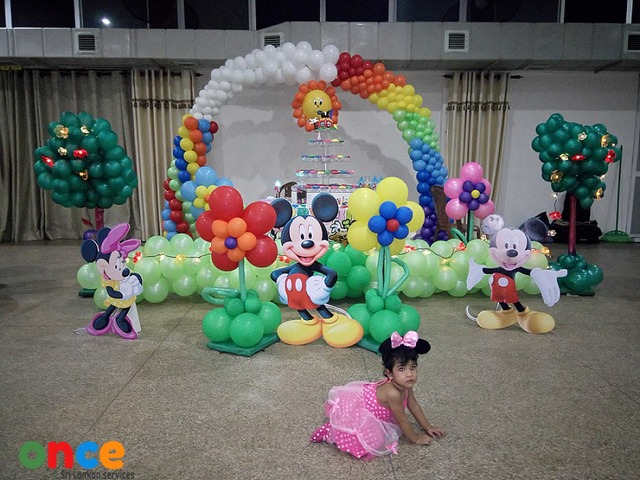 Balloon Decorations, Costumes, Party Arrangement, DJ, Etc....  All Event Arrangement