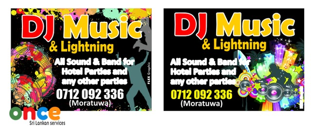 Dj Music & Sounds Colombo