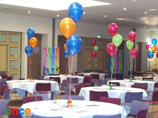 Gas Balloons Photo Booth Party Decoration And Party