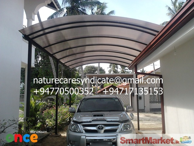 Polycarbonate Transparent roof O77O5OO352