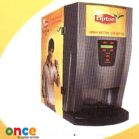 Tea, Coffee Vending Machines for Hire