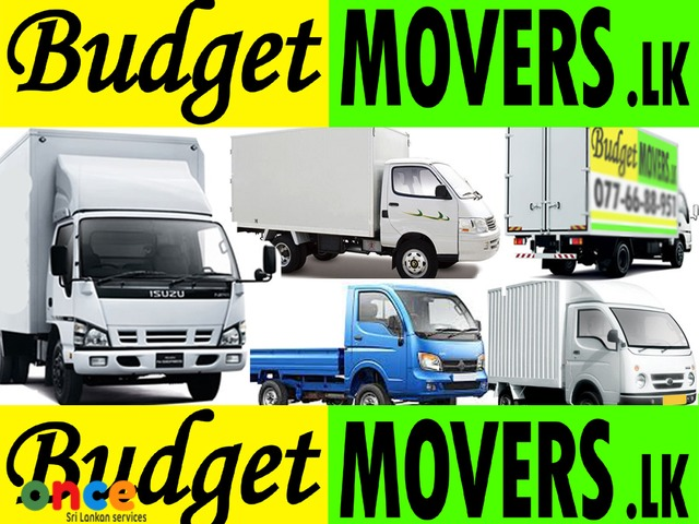 MOVERS HOUSE / OFFICE LORRY FOR HIRE